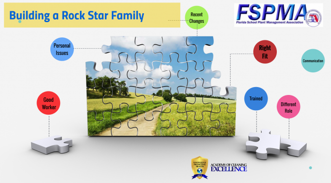 Building a Rock Star Family